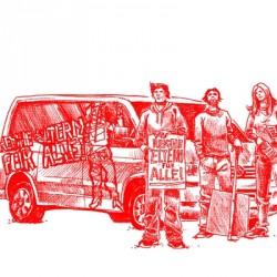 Reiche Eltern für Alle! Tour 2009